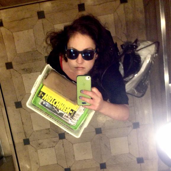 Lorna Alkana Self Portrait