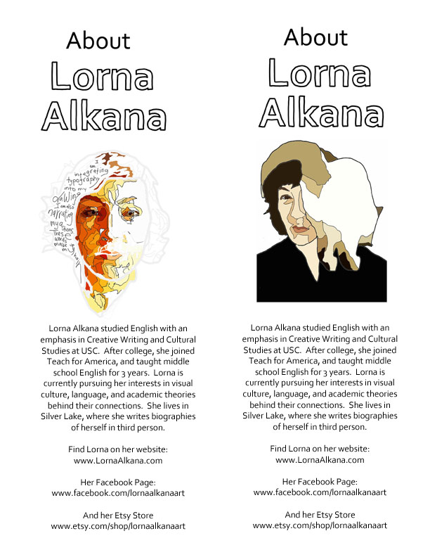 about lorna two columns
