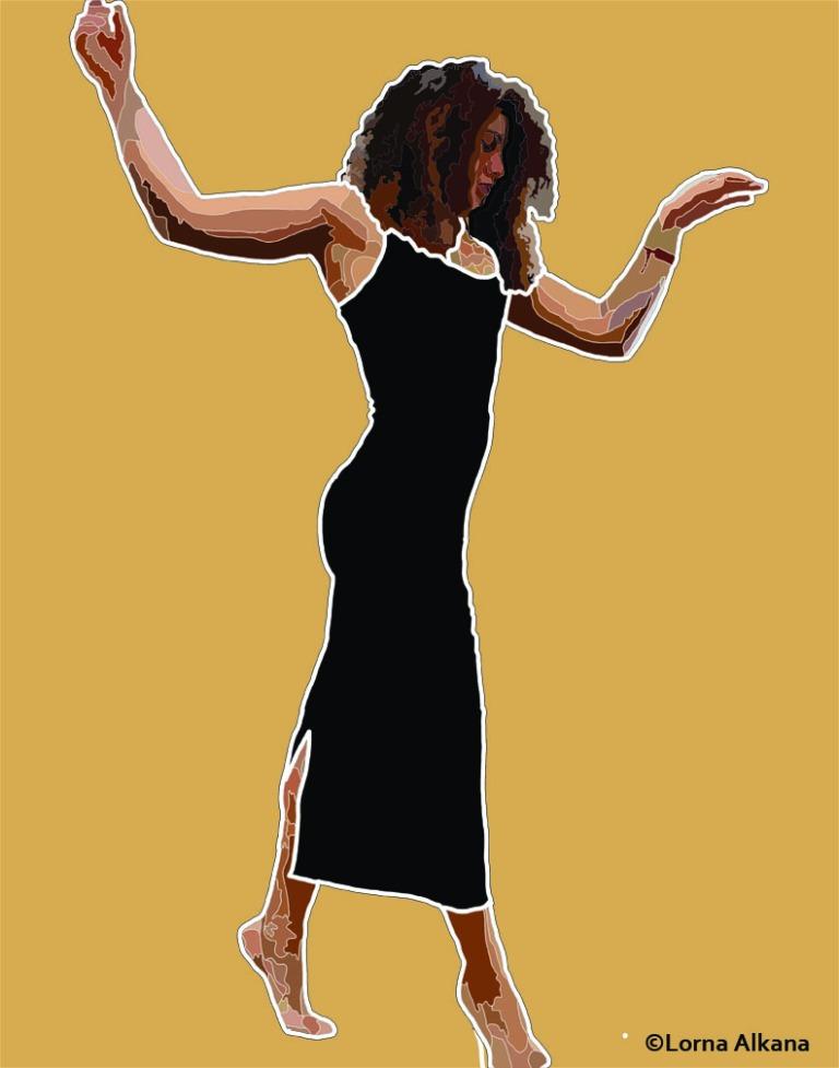 sarah dancing web process