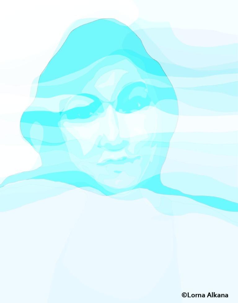 self portrait blue_11x14 for web