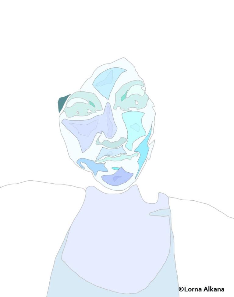 self portrait blue_11x14 web process 3