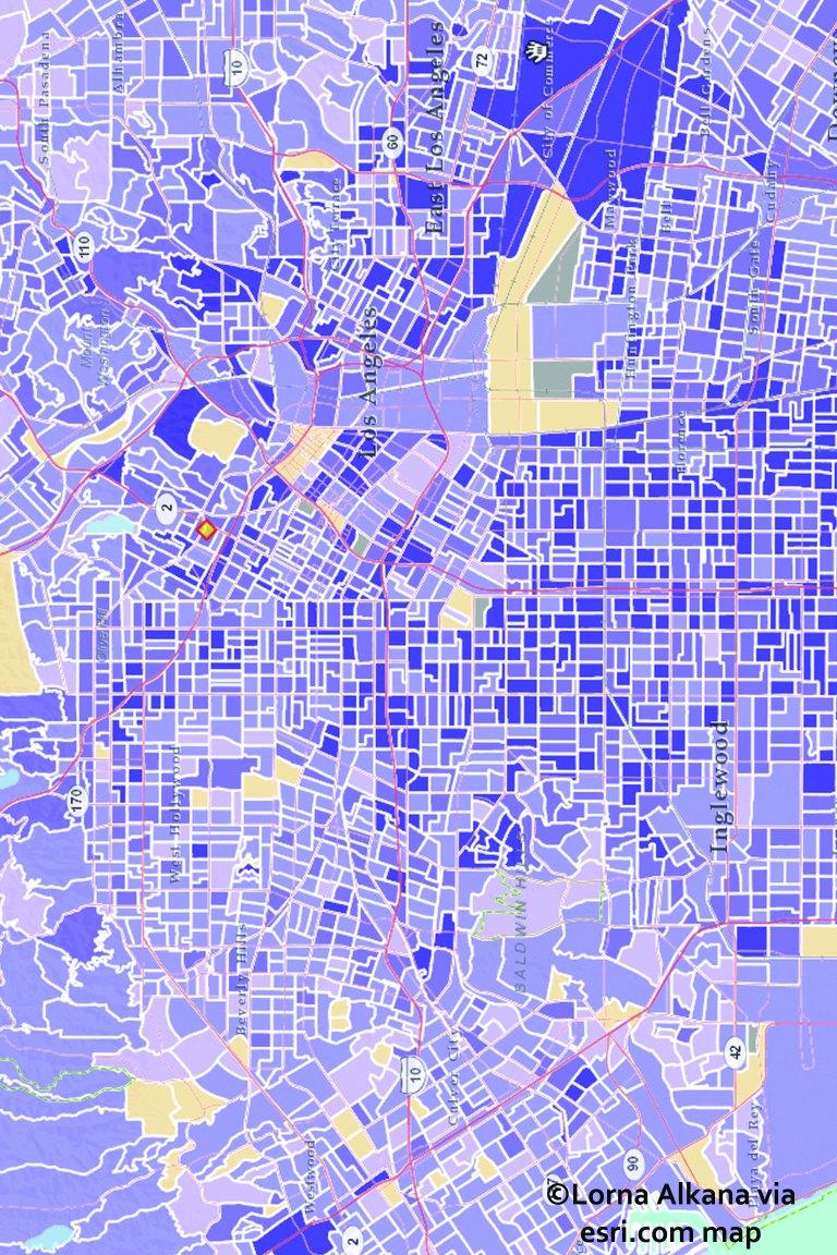 self portriat map3 for web esri map