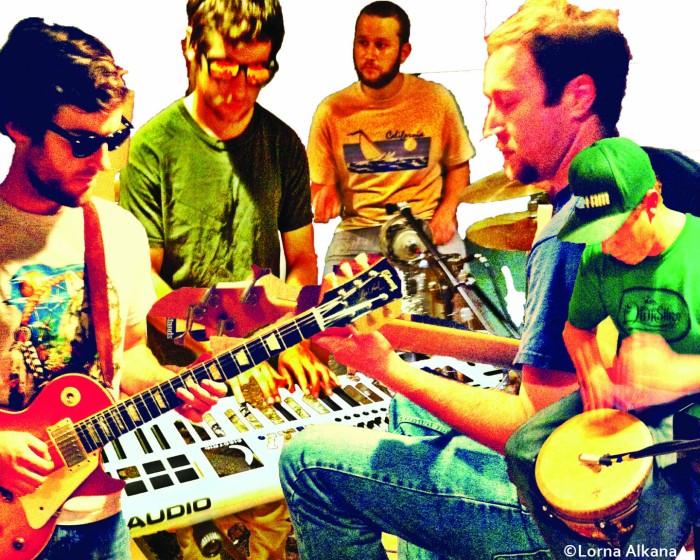 alex band 16x20 photo web