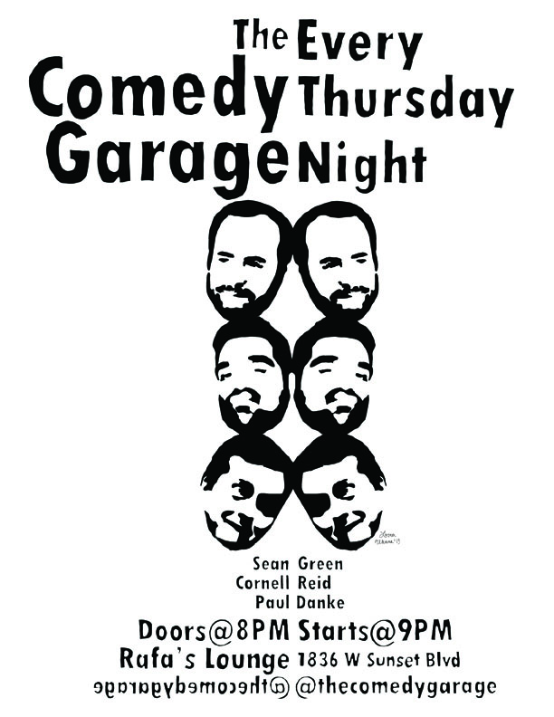 comedy garage flyer1a 8x11 web