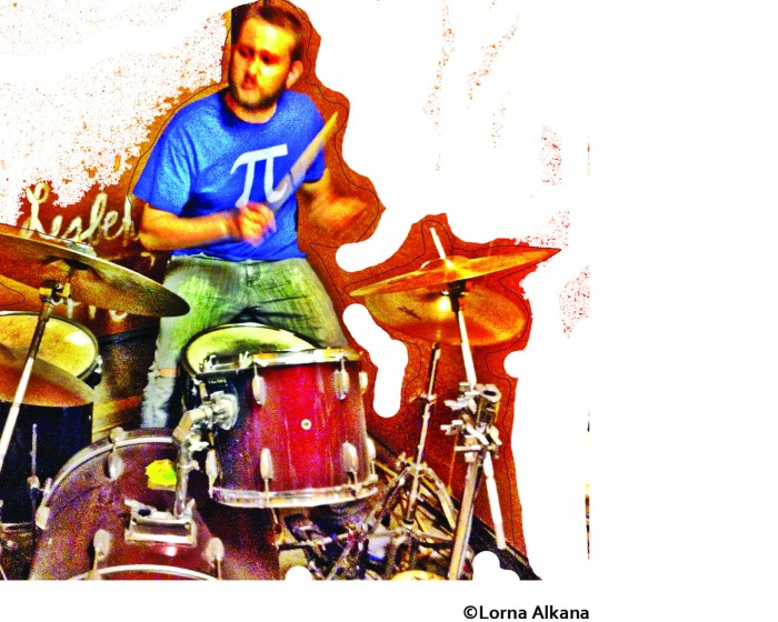 playing the drums photo web