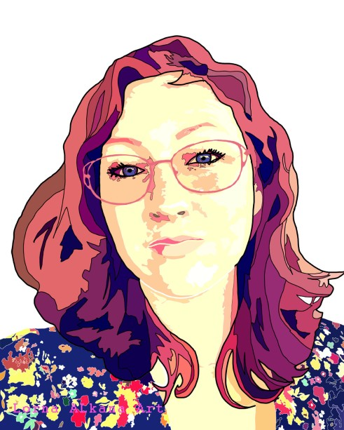 lorna portrait 16x20w