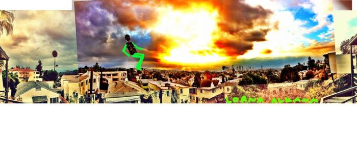 sunset panarama jump 3 w lorna alkana