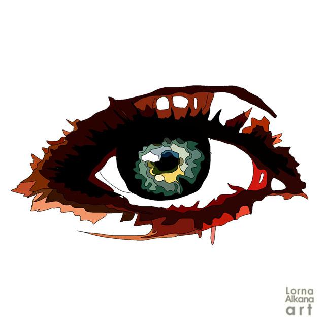 single eye w