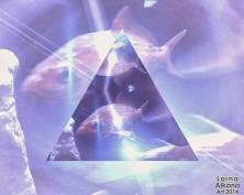 triangle light fish 8x10 lorna alkana w