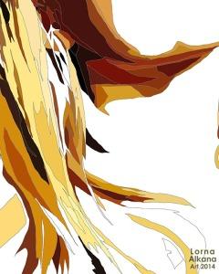 megan portrait process lorna alkana 16x20