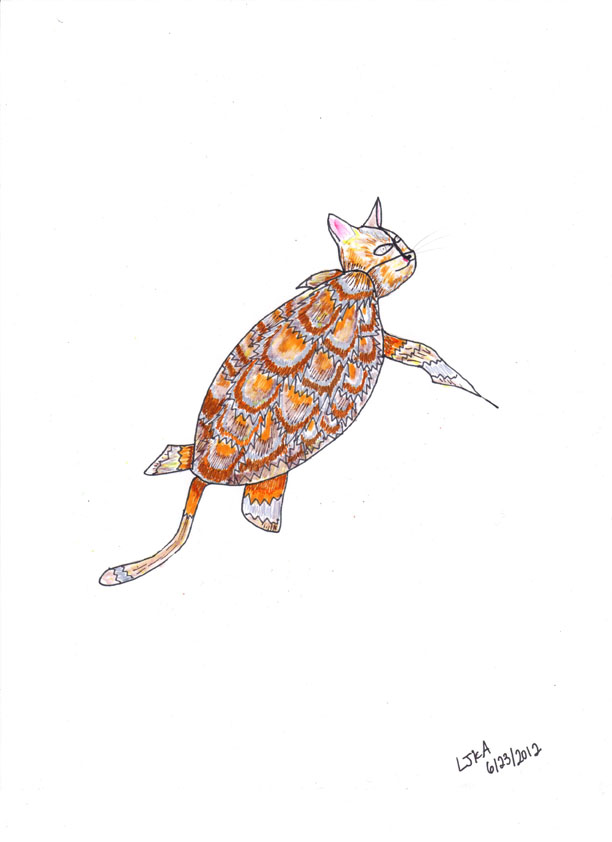 turtle cat day web