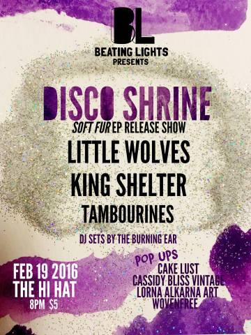 disco shrine release
