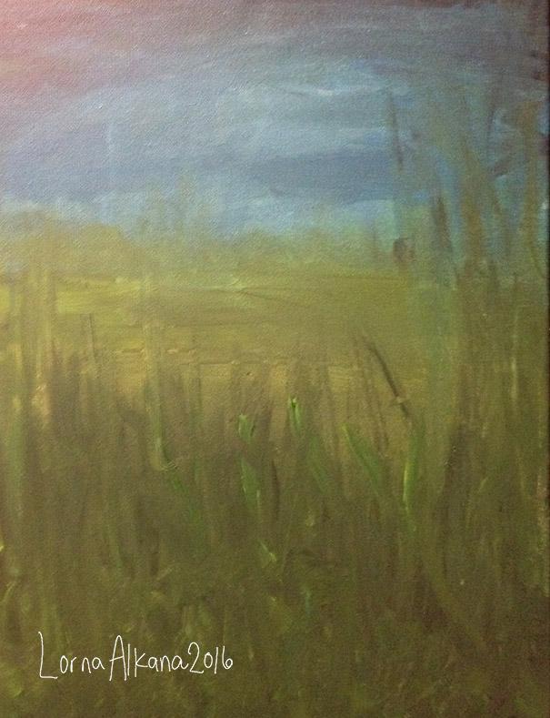 landscape beginning w