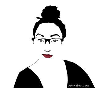 self-portrait-bun-16x20-w4