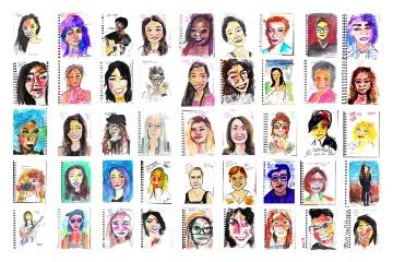 watercolor-women-12x18w