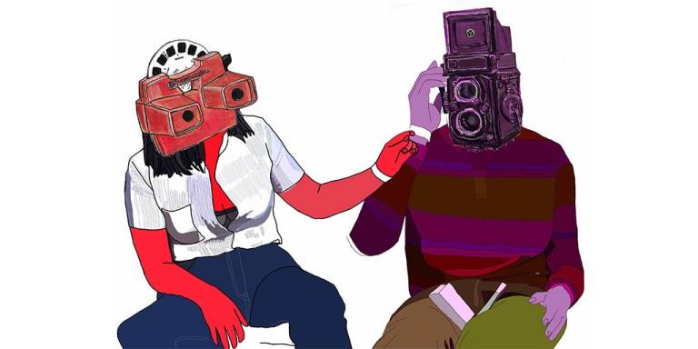 camera head lornaphone w