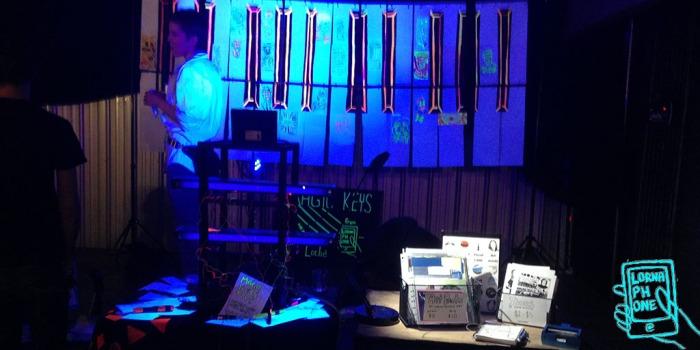 loche lornaphone set up