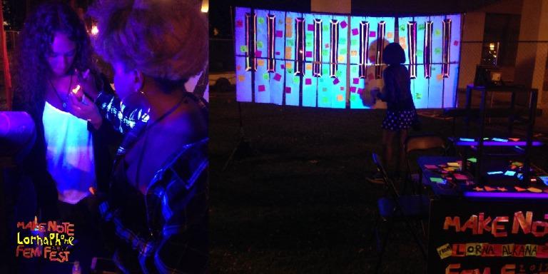 make note night 3 fem fest landscape web