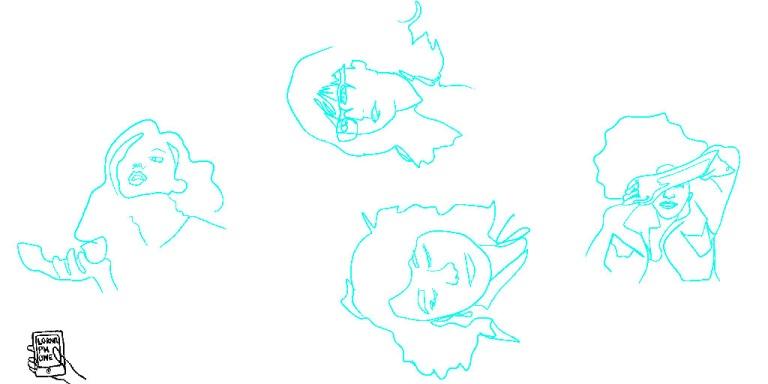 drawings bl bbq lornaphone