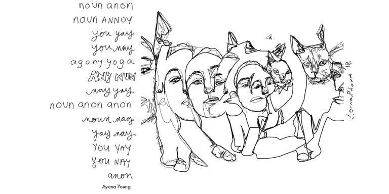 ayana draft anagram poetry blog lornaphone