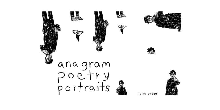 cover anagram poetry blog lornaphone