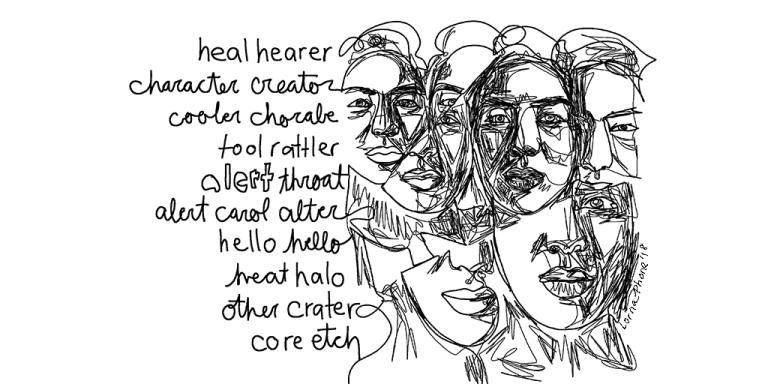 rachel oto anagram poetry blog lornaphone